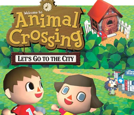 animal crossing lets go to the city