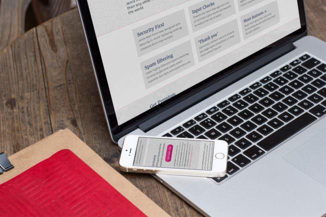 jemsmailform.com on mac computer